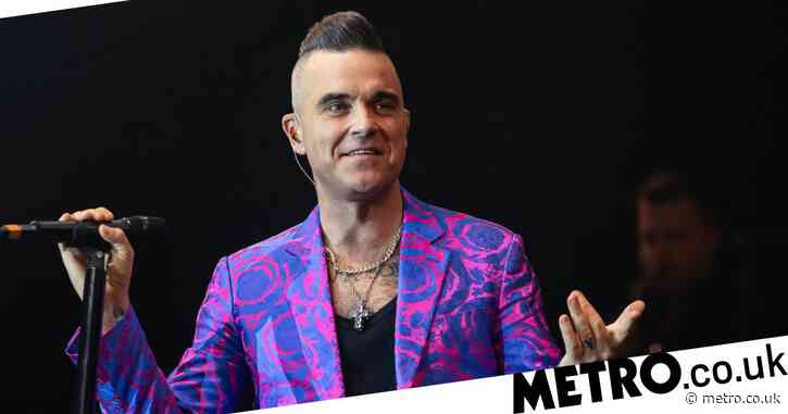 It'll be a 'Christmas miracle' if Robbie Williams claims number 1 with cheeky song Can't Stop Christmas
