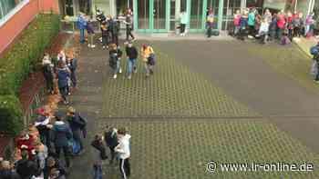 Corona in Elbe-Elster: Gymnasium in Herzberg froh über jede normale Schulwoche - Lausitzer Rundschau