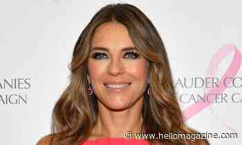 Elizabeth Hurley's latest bikini photo leaves fans begging her to reveal her diet secrets