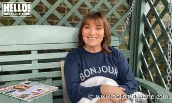 Lorraine Kelly reveals her gorgeous 'happy place' at home - video