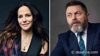 Mary-Louise Parker & Nick Offerman To Play Colin Kaepernick's Parents In Netflix Limited Series - Deadline