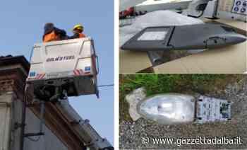 Una nuova illuminazione pubblica a led per Monchiero - http://gazzettadalba.it/