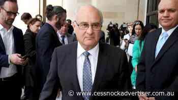 Former WA Liberal MP hired 'sham employee' - Cessnock Advertiser