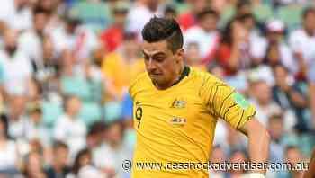 Socceroos striker Juric joins Adelaide Utd - Cessnock Advertiser