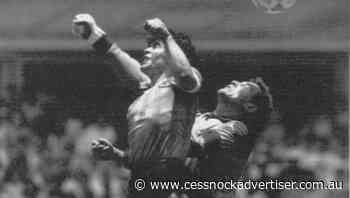Maradona ruined my England career: Fenwick - Cessnock Advertiser