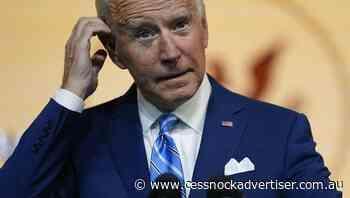 Biden urges Americans to be safe - Cessnock Advertiser