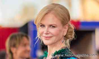 Nicole Kidman delights fans as she reveals natural hair in gorgeous photo