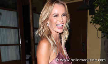 Amanda Holden's head-to-toe lilac look might be her best yet