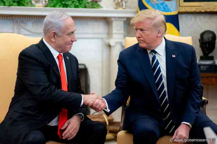 "Palestine and the Middle East: ""Trump Will Leave this Region with Toxic Legacy When Departing White House"""