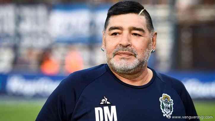 Pope Francis remembers fellow Argentine Maradona
