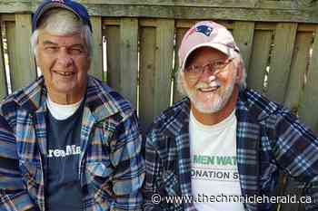New Minas author's comedic Fish and Dicks inspired by experiences in Digby Neck and Islands - TheChronicleHerald.ca