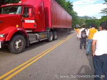 Conductor de furgoneta muere trágicamente cerca de Tabalosos - Diario Voces