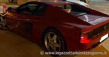 Sannicandro di Bari, recuperata Ferrari rubata in struttura ricettiva a Cassano - La Gazzetta del Mezzogiorno