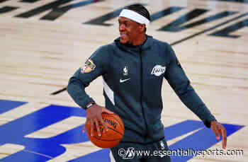 Former NBA Champion Describes Why Rajon Rondo is Exactly What Atlanta Hawks Needed - EssentiallySports