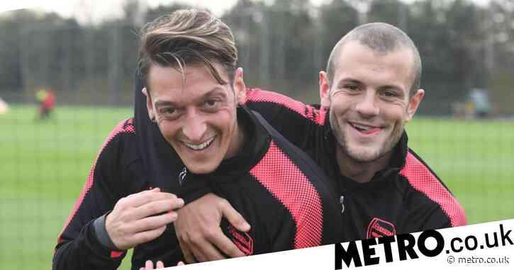 Jack Wilshere shocked by Mesut Ozil's Arsenal exile