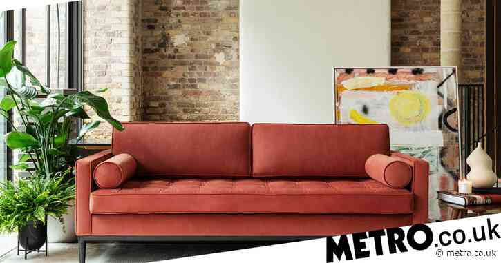 How to clean and care for a velvet sofa or chair