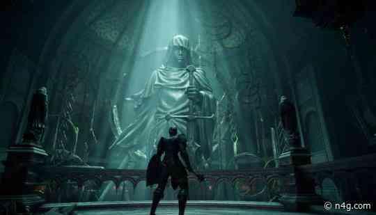 Demon's Souls review | EGM