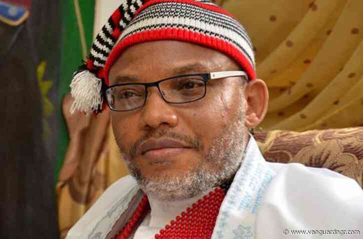 Court fixes Jan 27 for continuation of Nnamdi Kanu's trial