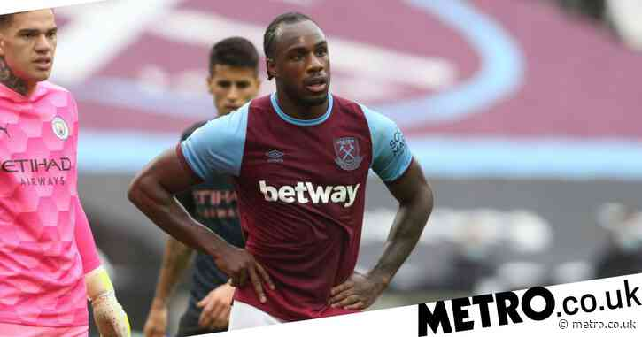 West Ham handed Michail Antonio injury boost ahead of Aston Villa clash