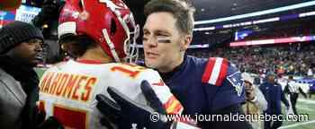 NFL: Patrick Mahomes très élogieux envers Tom Brady