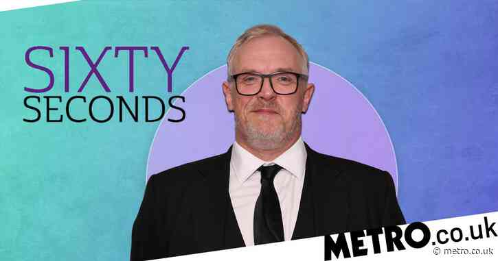 Sixty Seconds: Taskmaster's Greg Davies on why he'll never be on Strictly Come Dancing