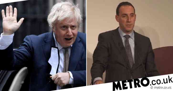 Boris Johnson appoints new chief of staff after losing two top advisers