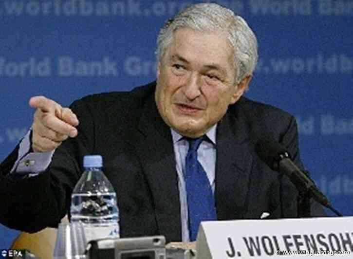 World Bank announces death of ex-President Wolfensohn