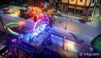 Tesla Force Review (PlayStation 4) |GLG