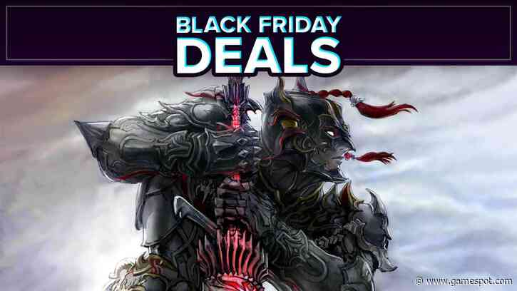 Huge Square Enix Black Friday Sale Offers Big Savings On Final Fantasy And Marvel's Avengers