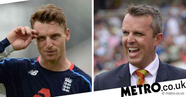 'Crazy' for Jos Buttler to open for England in T20 cricket, says Graeme Swann