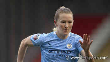 Sam Mewis talks USWNT, life at Manchester City, and celebrating Thanksgiving abroad