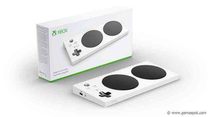 Microsoft's Xbox Adaptive Controller Went Through A Unique Evolution During The Design Process