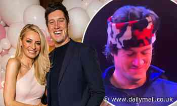 I'm A Celebrity: Tess Daly 'welled up' when Vernon Kay was in tears