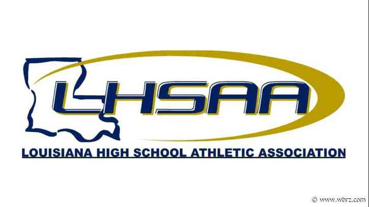 LHSAA issues new COVID-related restrictions; warns of $500 fines for non-compliance