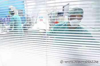 """Nog """"maar"""" 111 coronapatiënten in Aalsterse ziekenhuizen"""
