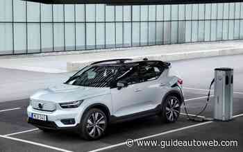 Volvo XC40 Recharge 2021: cinq choses à savoir
