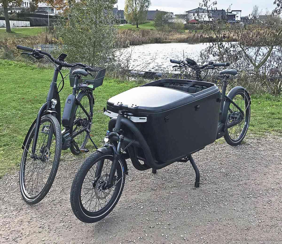 Klimaneutrale Mobilität fördern: Harsefelder Betriebe können Fahrräder ausleihen - Kreiszeitung Wochenblatt