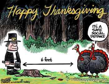 Marshall Ramsey: Happy Thanksgiving