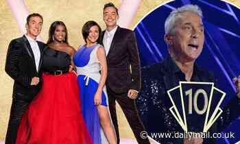 Bruno Tonioli will NOT return to Strictly Come Dancing
