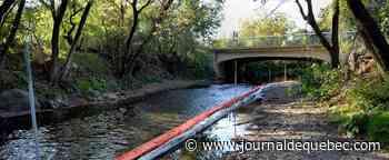 35 M$ pour le mur anticrue: les sinistrés de la rivière Lorette ont espoir