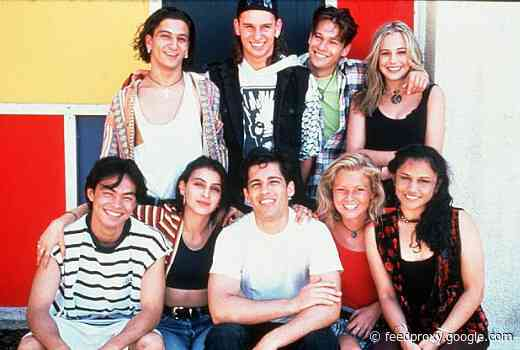 Is classic Heartbreak High rerun a hint to reboot?