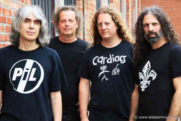 MICHEL 'AWAY' LANGEVIN: Why Now Is Right Time For VOIVOD To Release Live Album
