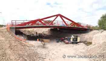 Casi al 100% puente de las Argentinas [Piedras Negras] - 26/11/2020 - Periódico Zócalo