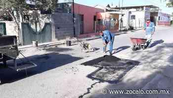 Acuden cuadrillas de obras públicas a la San Joaquín - Periódico Zócalo