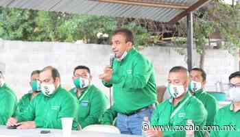Gestión sindical será trascendental: Pedro Maldonado [Piedras Negras] - 25/11/2020 - Periódico Zócalo