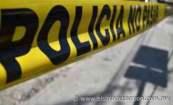 Investiga FGE doble homicidio registrado en Piedras Negras - El Siglo de Torreón