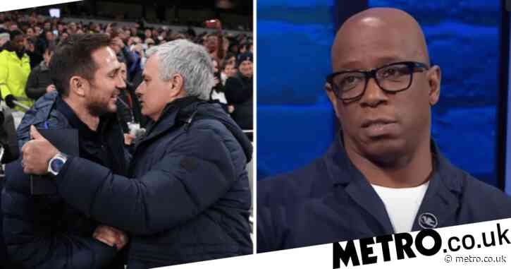 Ian Wright makes prediction ahead of Chelsea's clash with Tottenham and defends 'fantastic' Mason Mount
