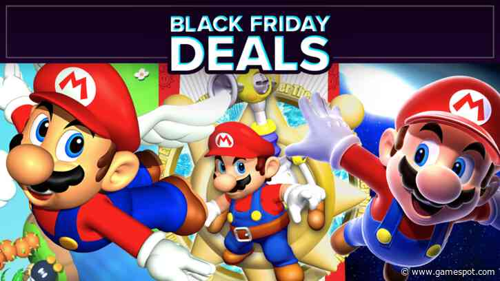 Black Friday 2020: Super Mario 3D All-Stars Is $10 Off Right Now