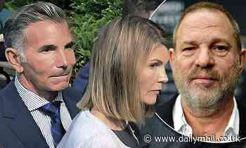 Lori Loughlin, Mossimo Giannulli and Harvey Weinstein spend their first Thanksgiving behind bars