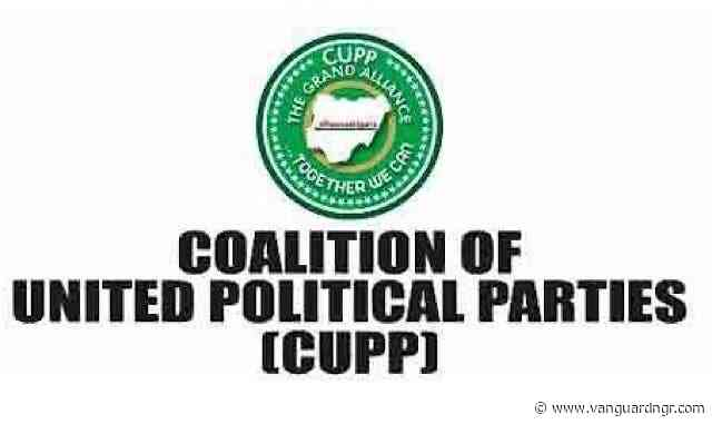 Shock Nigerians with improved livelihood, not defection, CUPP tackles APC